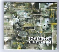 (GZ456) Unknown Component, The Indefinite Definitive - 2010 CD