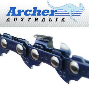 """18"""" Archer Chainsaw Saw Chain Pack of 2 Chains Fits Husqvarna 350 445E 450E"""