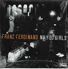 "FRANZ FERDINAND - No You Girls - 7"" Single - Domino - RUG325 - 2009 - UK"
