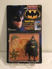1990 The Dark Knight Collection Thunderwhip Batman Kenner