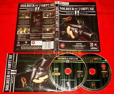 SOLDIER OF FORTUNE II 2 DOUBLE HELIX Pc Versione Italiana ○ COMPLETO