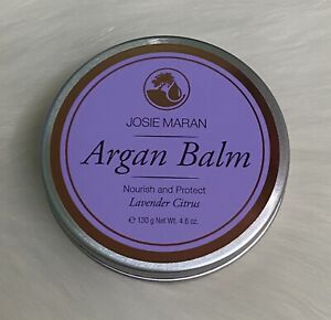 Josie Maran Argan Balm Lavender Citrus Nourish & Protect  Argan Oil 4.6oz New!