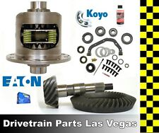 "Eaton GM 8.875"" 12 Bolt Truck Posi + Ring and Pinion 3.42 + Mstr Install Kit"