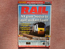 RAIL Issue 622 - in very good condition - East Lancashire Railway expansion plan