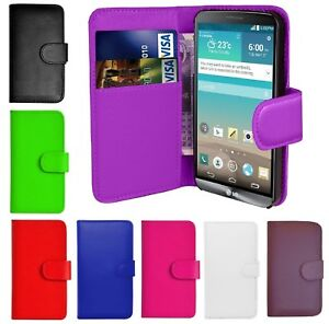 Book Wallet Flip PU Leather Stand Case Cover For Various Samsung Galaxy 2018-20