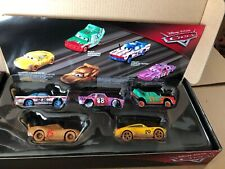 DISNEY CARS DIECAST- Thunder Hollow 5 Car Gift Pack - Pileup, Tailgate, Cigalert