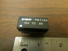 Valor DC-DC Converter 12V to 9V DIP Format PM7104 New