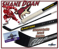 SHANE DOAN Signed 2013 Game Used Stick PHOENIX COYOTES Easton RS w/COA