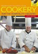 Cookery for the Hospitality Industry New with CD-ROM Fifth Edition