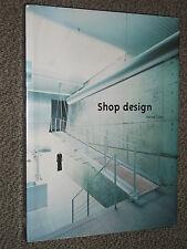 Shop Design by Aurora Cuito 2001 1st Ed Gil  Dolce & Gabbana Armani Chanel Fendi
