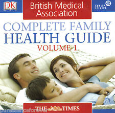 DK: BMA guide complet de santé familiale volume 1 (LE TEMPS pc cd-rom)