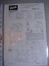 C686/ Graetz Kundendienst; Technische Info Fernseh-Chassis  Landgraf 920 / G 921