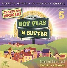 Hot Peas N Butter : Best of the Bowl: Ingles y Espanol CD