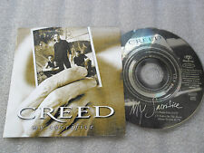 CD-CREED-MY SACRIFICE-RIDERS ON THE STROM-ROBBIE KRIEGER-(CD SINGLE)-2 TRACK-///