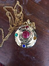 Sailor Moon Necklace Pocket Watch
