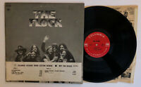 The Flock - S/T - 1969 US Promo 1st Press Psych Rock (EX) Ultrasonic Clean