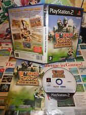 Playstation 2 PS2:Worms Forts - Etat de Siège [TOP & 1ERE EDITION] COMPLET - Fr