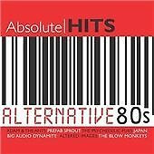 Absolute Hits: 80's Alternative, Various Artists, Very Good Import