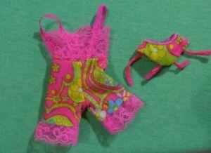 Vintage Barbie Doll Clothes - MOD Era Barbie1821 Under-Liners