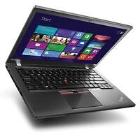 "Lenovo ThinkPad X250 Intel i5 5300u 2.30Ghz 8Gb Ram 128Gb SSD 12.5"" Win 10 Pro"