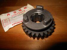 NOS OEM Honda 74-76 MT250 Elsinore Dual Sport Main Shaft 3rd 25T # 23441-358-000
