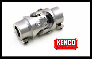 Kenco Racing Steering Uni Joint 3/4 DD to 3/4 36 Spline Speedway Hot Rod Drag