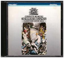 Confetti Musicali CD Teldec Japanpressung