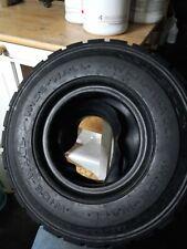 Forklift Tire 500 8 Pneumatic Hauler Lt Withtube