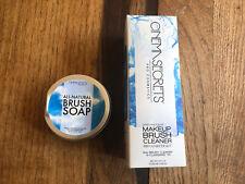 Cinema Secrets Makeup Brush Cleaner Pro Starter Kit 8 oz & 3.5 oz Brush Soap Set