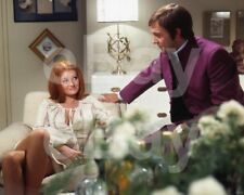UFO (TV) Stephanie Beacham, Michael Billington  10x8 Photo