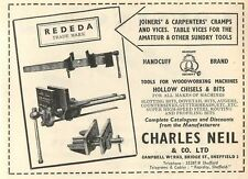 1953 Charles Neil Campbell Works Sheffield Ad