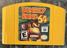 Donkey Kong 64 (Nintendo 64, 1999) TESTED AUTHENTIC Cartridge ONLY