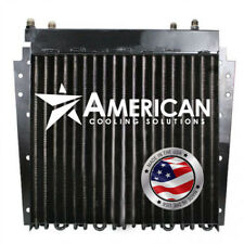 (19215) A184542 Hydraulic Transmission Oil Cooler for Case IH 580K Backhoe