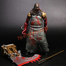 "NECA Resident Evil 5 Executioner Majini 7"" Action Figure Biohazard Loose No Pack"