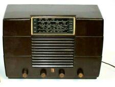 40's Vintage PHILCO A547B Bakelite Valve Radio | Working - FREE Shipping [P5055]