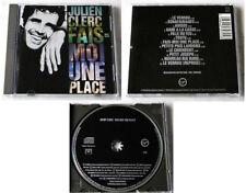 JULIEN CLERC Fais-Moi Une Place .. 1990 Black Virgin CD TOP