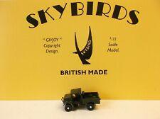Skybirds  Models.  Bedford 15cwt Open truck.