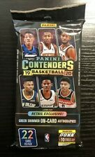 "2019-20 Panini Contenders Basketball fat pack ""POSSIBLE"" Zion, Ja & many more!!!"