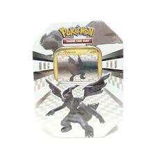 2011 Pokemon Trading Card Game New Legends Tin - Zekrom -  Black and White
