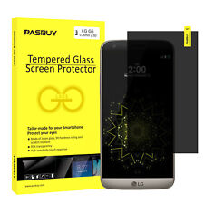 PASBUY Anti-Spy Privacy Tempered Glass Screen Protector Guard for LG G5