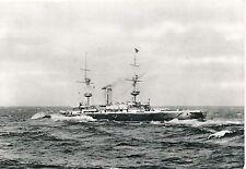 POSTCARD  SHIPS  HMS  ROYAL  SOVEREIGN    (L/S)