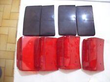 N. 4 PLASTICA  FANALE STOP CON TETTUCCIO NERO POST.PIAGGIO VESPA 50  SPECIAL