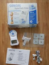 Sanitas SEM 40 Digital EMS/TENS Elektrostimulationsgerät