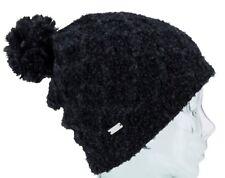 Coal Headwear THE SOPHIE Womens Acrylic Blend Pom Beanie Black NEW