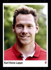 Karl Heinz Lappe Autogrammkarte Bayern München II 2016-17