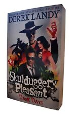Skulduggery Pleasant - Dark Days by Derek Landy (Paperback)