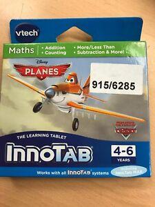 New VTech InboTab Disney Planes (including InnoTab MAX)