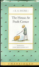 Audio book - The House At Pooh Corner by A. A. Milne   -  Cass   -   Abr