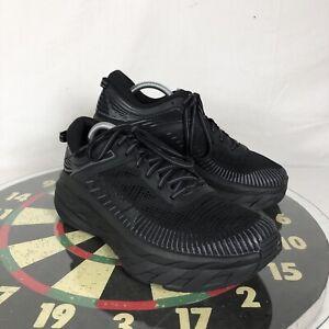 HOKA ONE ONE Bondi 7 Men's Cushioned Running Shoes Size 9.5 1110518 BBLC