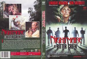 Tom Skerritt - Nightmare at Bitter Creek - All Regions - VGC - Free Post